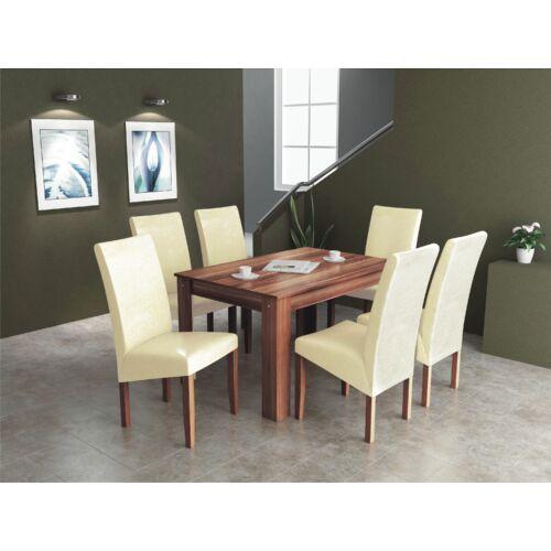 Berta 4 és 1 Divián (4db Berta szék  és  1db Berta asztal)