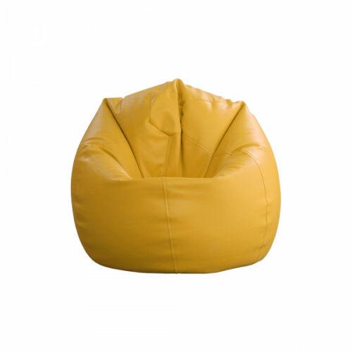 BAGGIE XXL babzsák - citromsárga