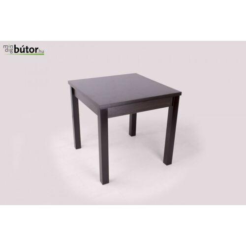 Monica asztal étkezőasztal 80-as fix dió színben
