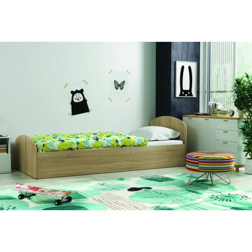 Fryderyk ágy ágyneműtartós 90 cm