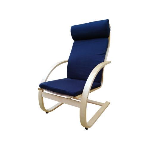relax fotel SLIK kék