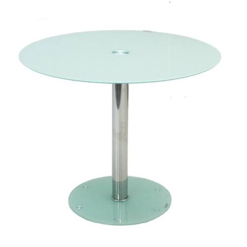 Nina üveg asztal