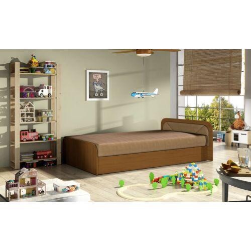 Parys egyszemélyes ágy 80x190 cm