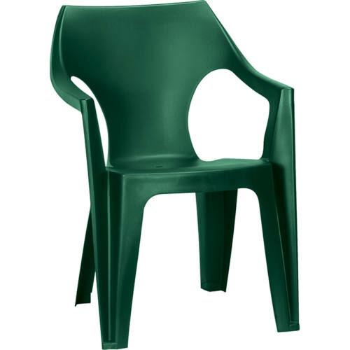 Allibert dante kartámaszos alacsony támlás műanyag kerti szék