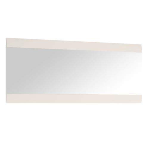 Nagy tükör fehér extra magas fényű HG LYNATET TYP 121