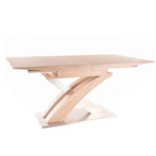 Étkezőasztal meghosszabbítható sonoma tölgyfa BONET