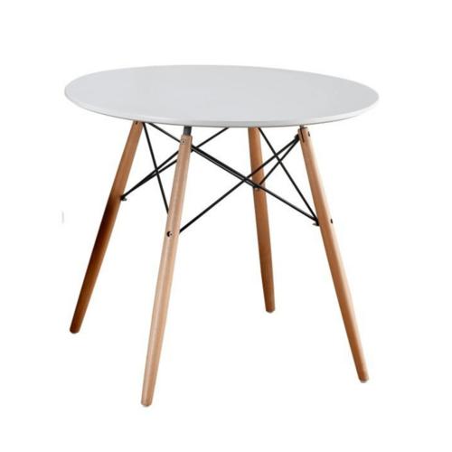 Étkezőasztal  fehér bükk GAMIN NEW 80