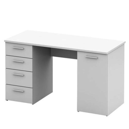 Íróasztal fehér EUSTACH