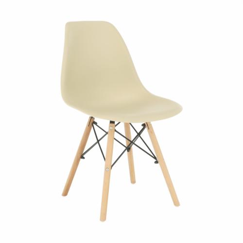 Modern szék változat: bükk és műanyag CINKLA 3 NEW