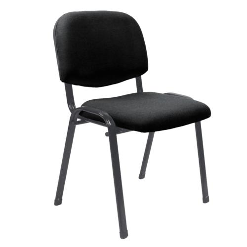 Irodai szék, fekete, ISO 2 NEW