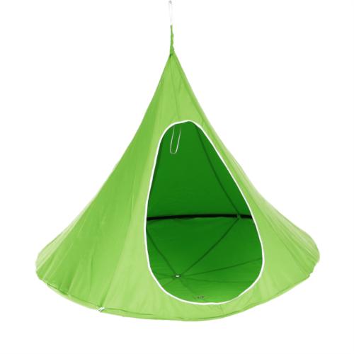 Függő fotel zöld KLORIN NEW BIG SIZE CACOON HAMMOCK