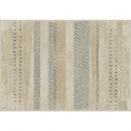 Szőnyeg bézs minta 140x200 AVALON