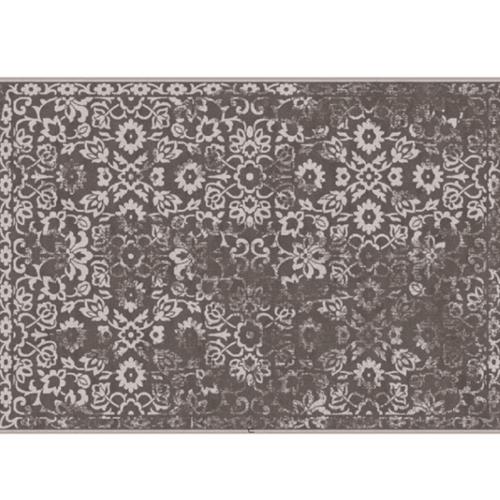 Szőnyeg vintage sötétszürke 200x300 MORIA