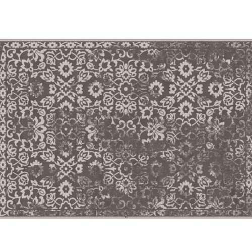 Szőnyeg vintage sötétszürke 160x230 MORIA