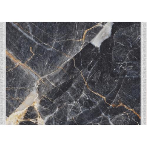 Szőnyeg minta fekete márvány 120x180 RENOX TYP 1