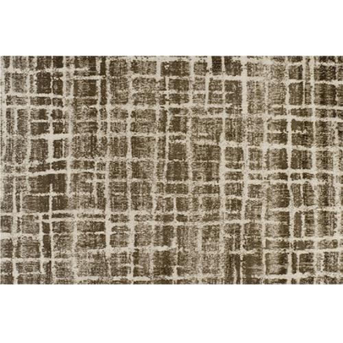 Szőnyeg bézs barna 100x150 STELLAN
