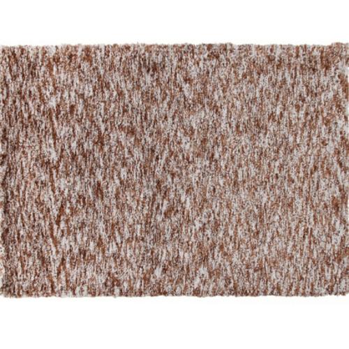 Szőnyeg világosbarna melír 140x200 TOBY