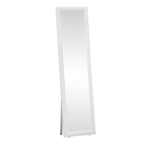 Álló tükör fehér LAVAL