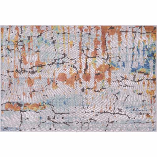 Szőnyeg, sokszínű, 67x120 cm, TAREOK