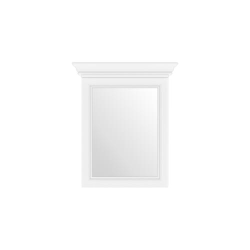 WHITE 005 tükör 60 havas kőris/ezüst fenyő