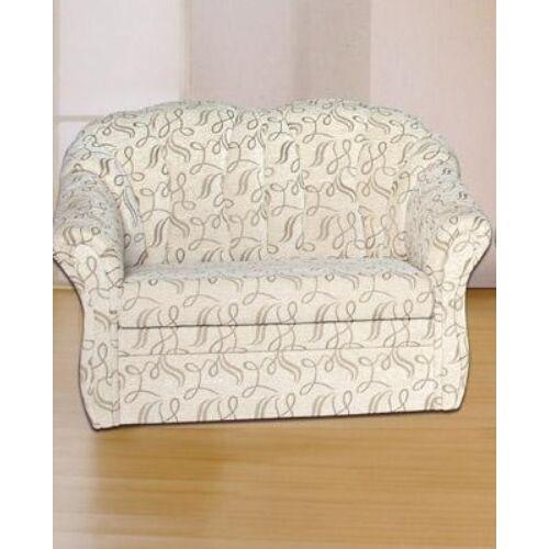 Silver szivacsos 2-es kanapé
