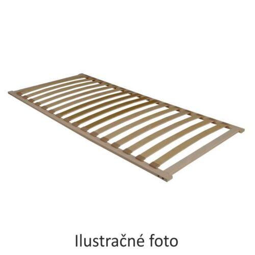 FLEX 3-zónás ágyrács 160x200 cm