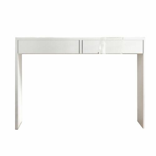 Modern fésülködő asztal VIOLET fehér