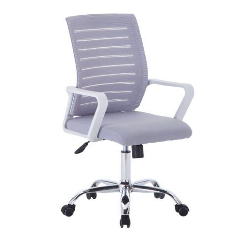 Irodai szék fehér szürke CAGE