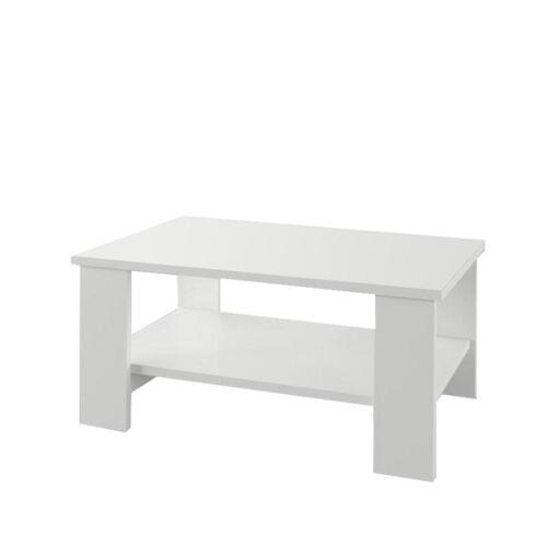 Dohányzóasztal fehér BERNARDO