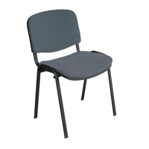 Irodai szék szürke ISO NEW