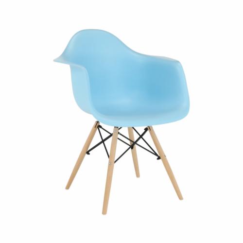Fotel kék bükk DAMEN NEW