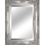 Kép 1/3 - Tükör ezüst színű fakerettel MALKIA TYP 6
