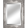 Kép 2/3 - Tükör ezüst színű fakerettel, MALKIA TYP 6