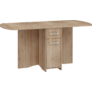 Kép 5/7 - EXPERT X összecsukható konyhai asztal Sonoma
