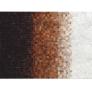 Kép 1/8 - Luxus bőrszőnyeg, fehér/barna /fekete, patchwork, 120x180, bőr TIP 7