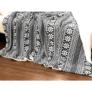 Kép 3/14 - Kétoldalas bárány takaró, téli motívum, 150x200, MALENA