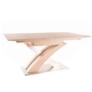 Kép 1/3 - Étkezőasztal meghosszabbítható sonoma tölgyfa BONET