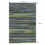 Kép 2/3 - Szőnyeg, sokszínű, 133x190, FETEN