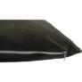 Kép 5/13 - Párna, bársony anyag sötétzöld, 45x45, ALITA TYP 11