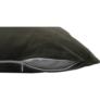 Kép 6/13 - Párna, bársony anyag sötétzöld, 45x45, ALITA TYP 11