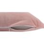Kép 9/17 - Párna, bársony anyag rózsaszín, 45x45, ALITA TYP 2