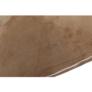 Kép 6/12 - Párna, bársony anyag világosbarna, 45x45, ALITA TYP 4
