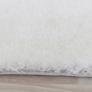 Kép 5/13 - Szőnyeg, hófehér, 140x200, AMIDA