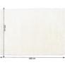 Kép 2/14 - Szőnyeg, hófehér, 170x240, AMIDA