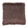 Kép 1/7 - Párna szürke-barna-taupe ezüst 45x45 FOXA TYP 4