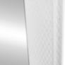 Kép 14/16 - Álló tükör, fehér/ezüst, CASIUS