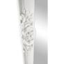 Kép 12/16 - Álló tükör, fehér/ezüst, CASIUS