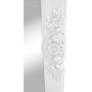 Kép 10/16 - Álló tükör, fehér/ezüst, CASIUS