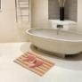 Kép 3/7 - Csúszásgátló szőnyeg a fürdőszobába, természetes lakkozott bambusz, KLERA