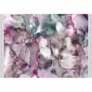 Kép 1/8 - Szőnyeg rózsaszín zöld bézs minta 80x150 DELILA